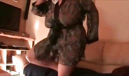 Dominierender gratis sexfilme ansehen Ebenholz-Footjob